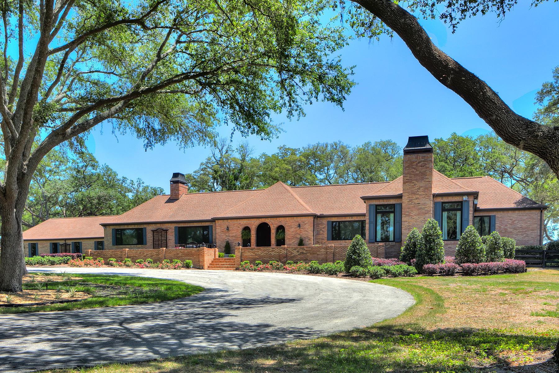 45 Acre Luxury Farm on Millionaire's Row
