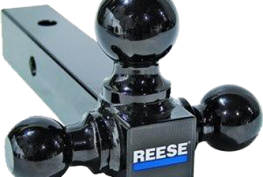 REESE Tri-Ball Hitch