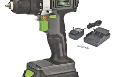 Lithium-Ion Drill Driver