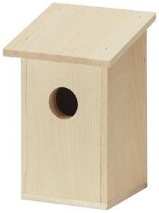 Wooden Bluebird House
