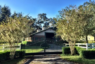 Barn for rent – Winter Season, Ocala, FL